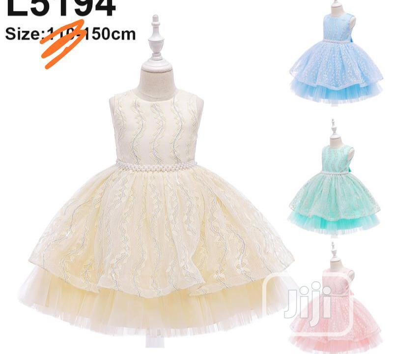 Little Girls Dress #8   Children's Clothing for sale in Alimosho, Lagos State, Nigeria