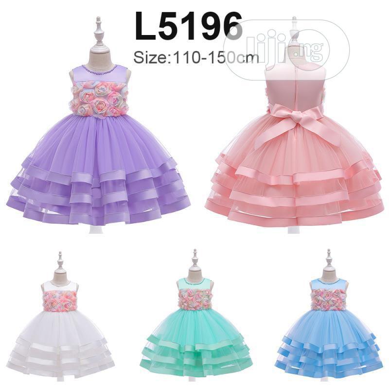 Little Princess (Girl) Dress #8)