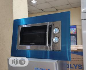 Polystar Microwave ( 20-Litre) Built in Cabinet With Grill | Kitchen Appliances for sale in Lagos State, Ojo