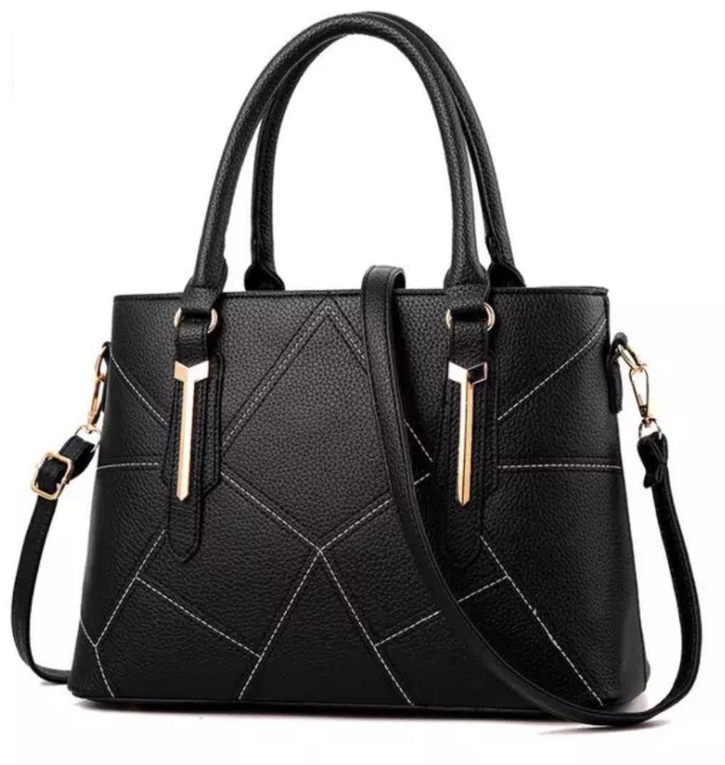 Women Hot Sale Geometric Pattern Handbag