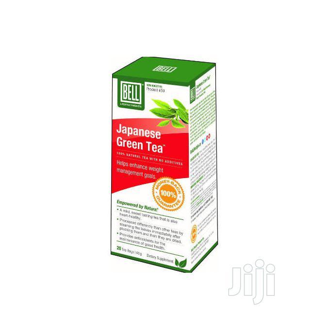 Bell Japanese Green Tea