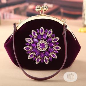 Elegant Female Wedding Clutch Bag | Bags for sale in Lagos State, Lekki