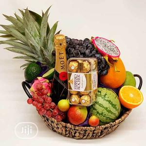Fruit and Chocolate Gift Hamper/Ramadan Gift   Meals & Drinks for sale in Lagos State, Surulere