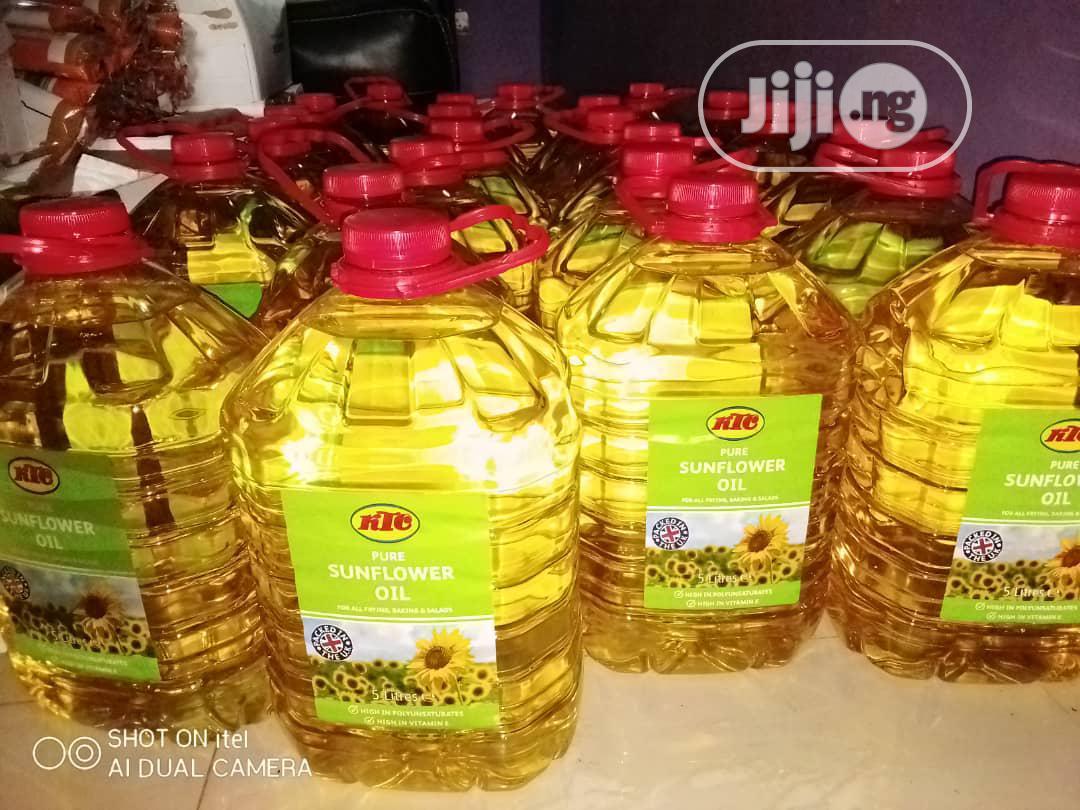 Archive: Ktc Pure Sunflower Oil 5litres