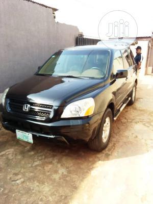 Honda Pilot 2004 Black   Cars for sale in Lagos State, Ikeja