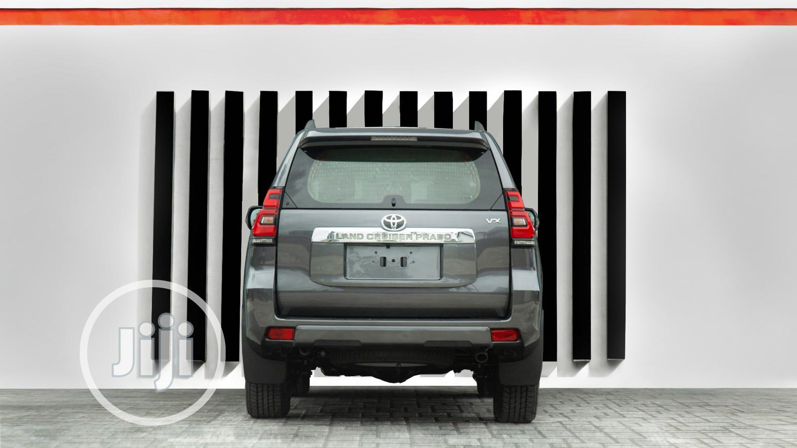 New Toyota Land Cruiser Prado 2020 Gray | Cars for sale in Ikoyi, Lagos State, Nigeria