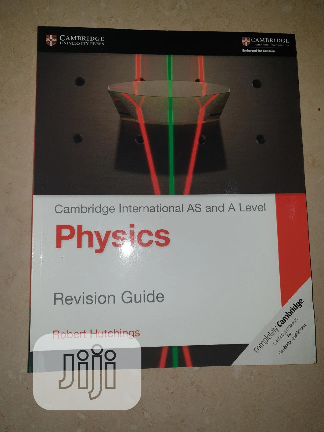 Archive: Cambridge International AS And A Level Physics Revision