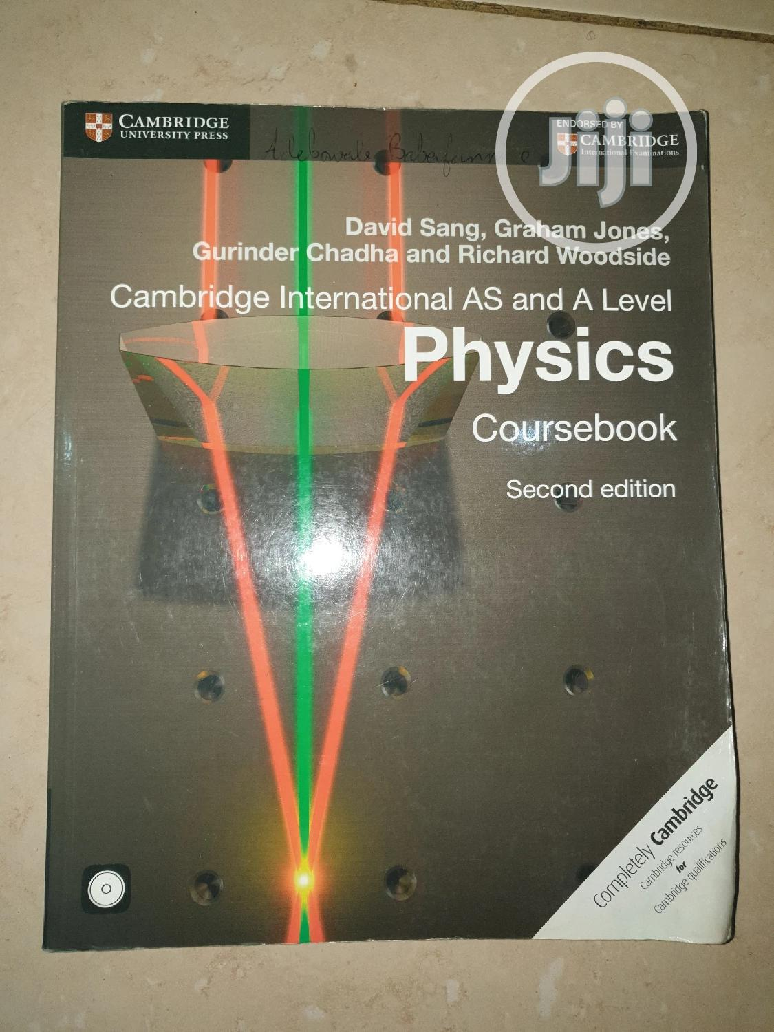 Archive: Cambridge International AS and a Level Physics Coursebook