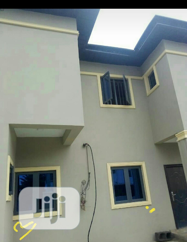 New Detached Duplex With Bq, Allen Avenue Ikeja,