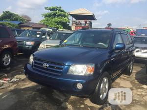 Toyota Highlander 2006 Limited V6 Blue   Cars for sale in Lagos State, Apapa