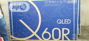 Samsung 75inches Qled Smart 4k   TV & DVD Equipment for sale in Lagos State, Ikeja