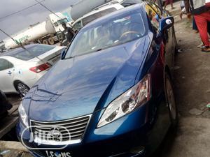 Lexus ES 2009 350 Blue   Cars for sale in Lagos State, Apapa