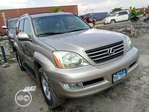 Lexus GX 2006 470 Sport Utility Gold | Cars for sale in Lagos State, Apapa