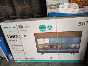 Hisense 50 Inches Television   TV & DVD Equipment for sale in Lagos State, Ojo