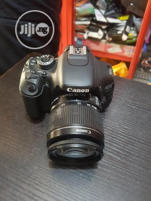 Canon 600d With Video Recorder   Photo & Video Cameras for sale in Lagos State, Ikeja
