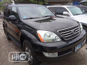 Lexus GX 2009 470 Black   Cars for sale in Lagos State, Apapa
