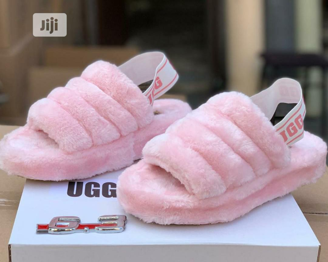 Baby Pink Ugg