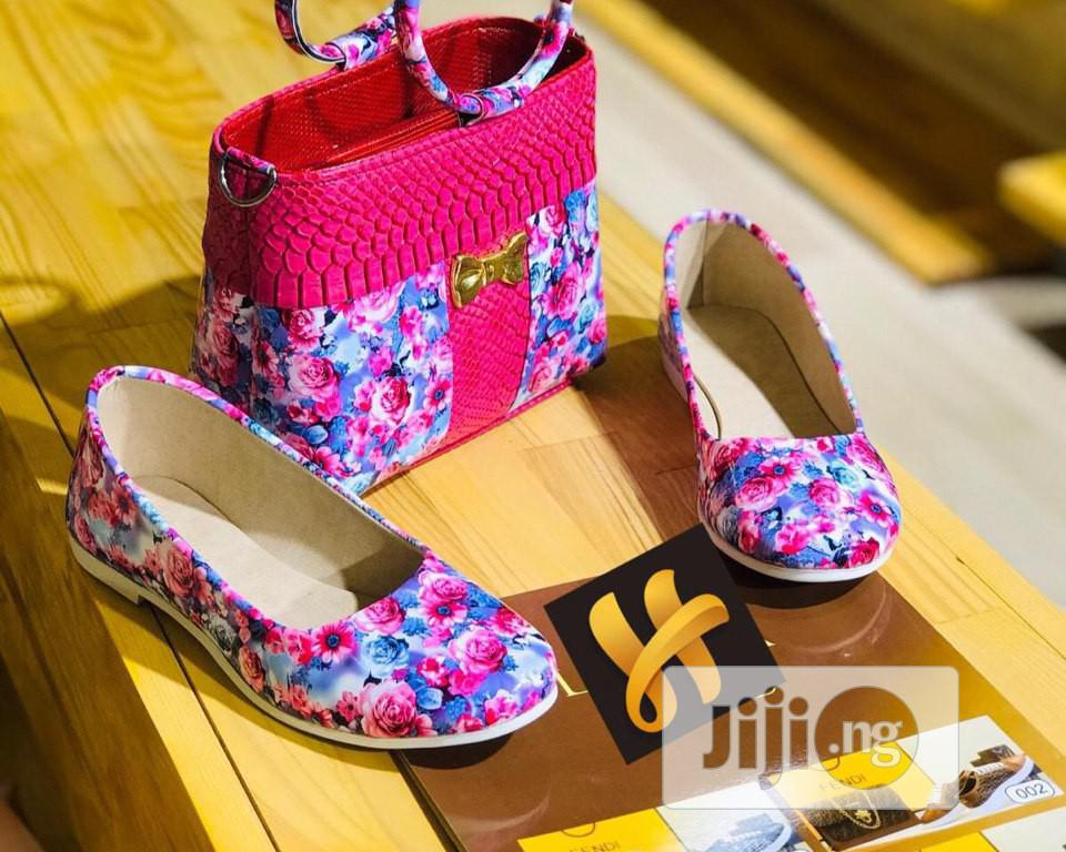 Kiddies Bag and Shoes