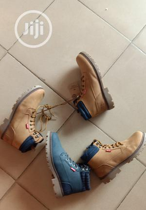 Brown Ankle Boots | Children's Shoes for sale in Lagos State, Lagos Island (Eko)