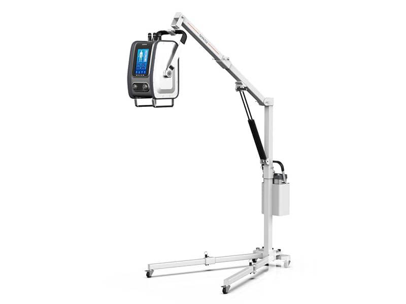 Fully Digital X-ray Machine