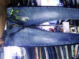 Off White Designer Jean | Clothing Accessories for sale in Lagos State, Surulere