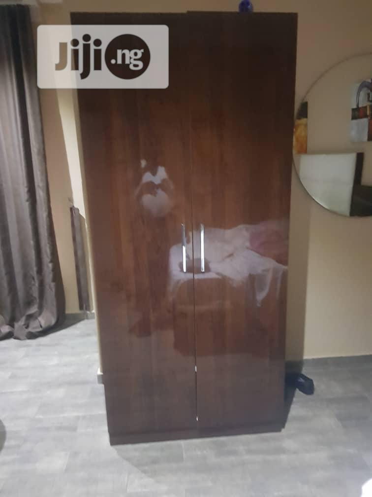 32 Inches *6ft Wardrobe | Furniture for sale in Surulere, Lagos State, Nigeria