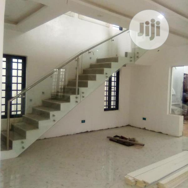 Tastefully Finished 5 Bedrooms Detached Duplex With Bq | Houses & Apartments For Sale for sale in Omole Phase 2, Ikeja, Nigeria