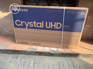 Samsung 75inches 4k Smarttv | TV & DVD Equipment for sale in Lagos State, Ajah
