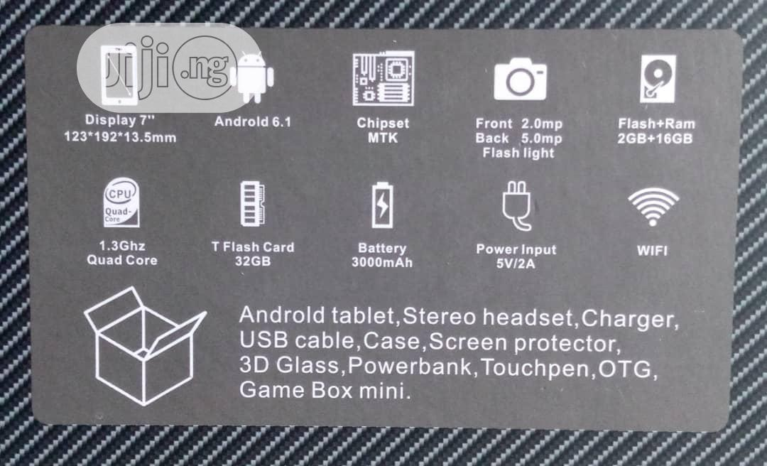 New Tablet 16 GB | Tablets for sale in Lekki, Lagos State, Nigeria