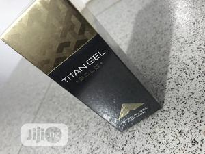Longer And Enhanced Penis- TITAN GEL (Gold)   Sexual Wellness for sale in Akwa Ibom State, Eket