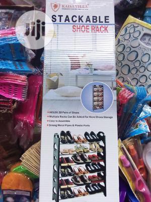 Generic Shoe Rabk 20 Pairs   Home Appliances for sale in Lagos State, Lagos Island (Eko)