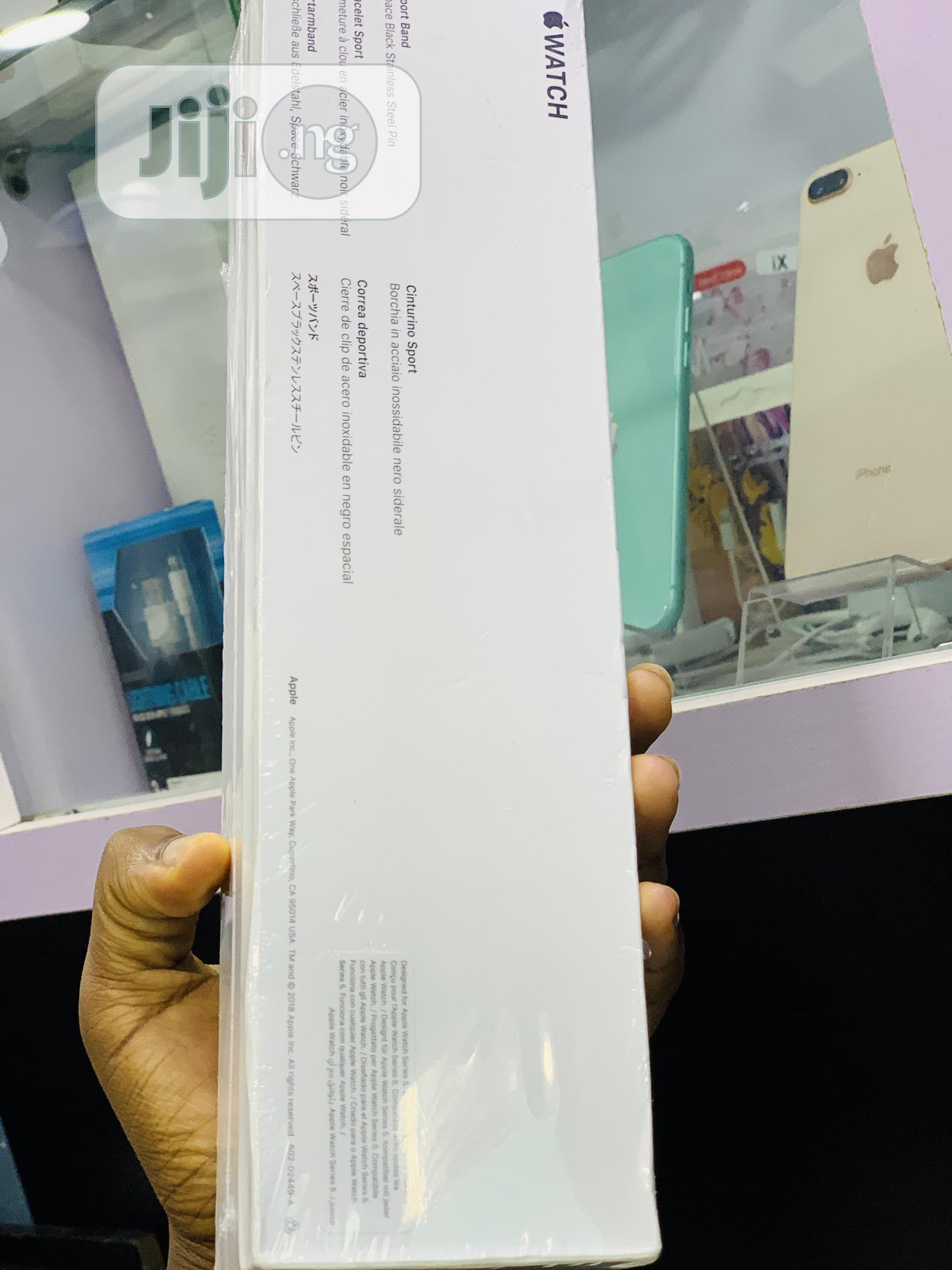 New Apple Watch, Series 5 40mm. | Smart Watches & Trackers for sale in Ikeja, Lagos State, Nigeria