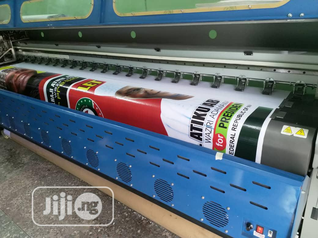 Archive: Large Format Printing, Products And Services