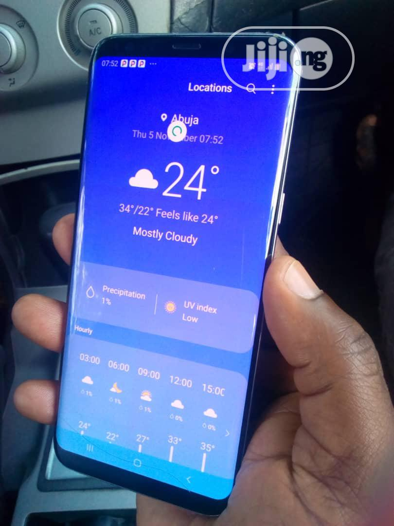 Samsung Galaxy S8 Plus 64 GB | Mobile Phones for sale in Jabi, Abuja (FCT) State, Nigeria