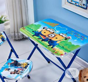Activity Table And Chair For Kids   Children's Furniture for sale in Lagos State, Alimosho