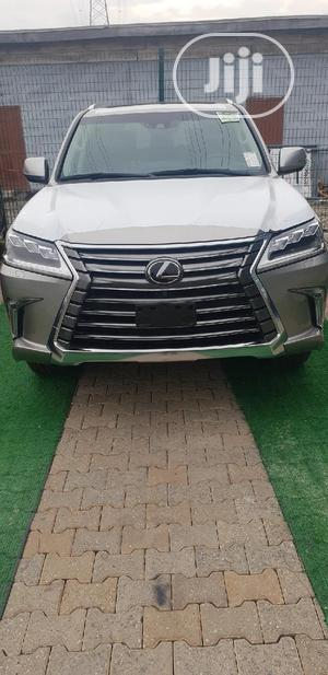 New Lexus LX 2020 570 Two-Row Gold   Cars for sale in Lagos State, Lekki