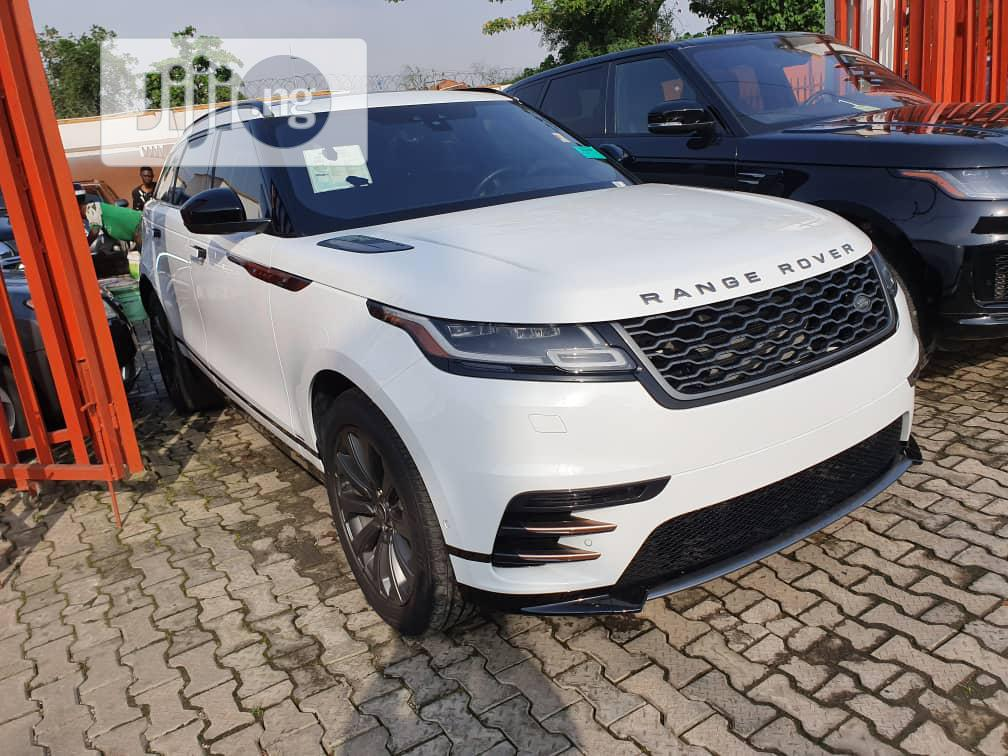 Land Rover Range Rover Velar 2018 P380 HSE R-Dynamic 4x4 White   Cars for sale in Magodo, Lagos State, Nigeria