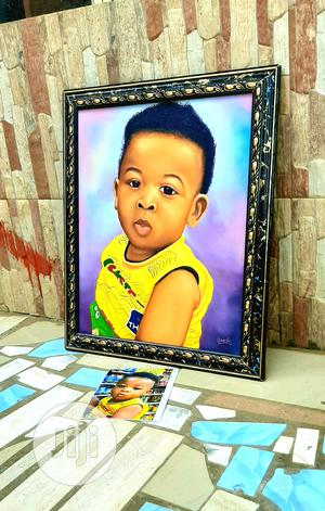 Painting, Portrait, Portrait Painting, Art | Arts & Crafts for sale in Lagos State, Alimosho