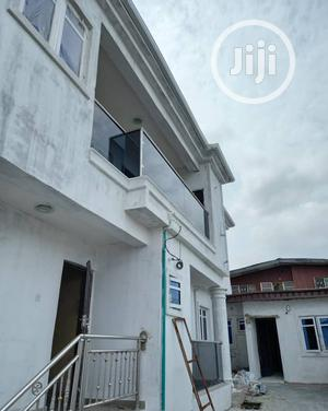 Newly Built 4 Nos of 3bedroom Flat Ensuit for Rent at Ogba | Houses & Apartments For Rent for sale in Lagos State, Ikeja