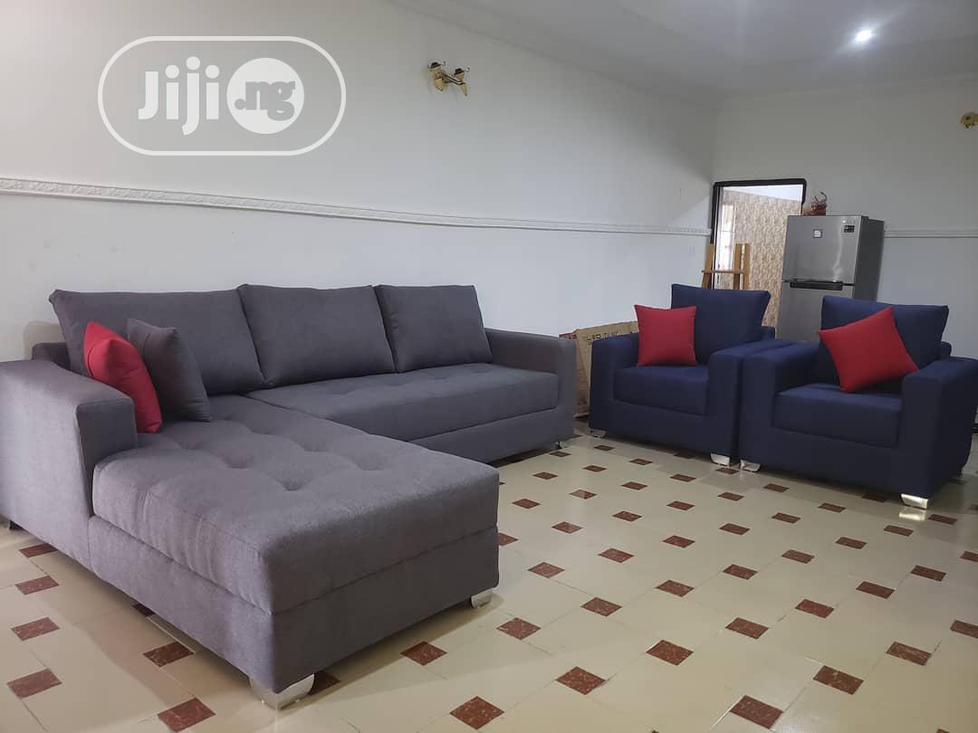 Archive: L Shape Sofa