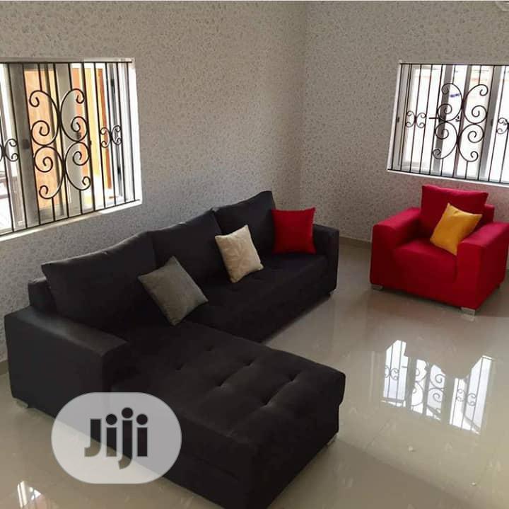 L Shape Sofa | Furniture for sale in Ojo, Lagos State, Nigeria