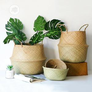 Seagrass Planter For Indoor Plants | Garden for sale in Lagos State, Ikeja