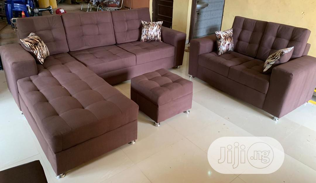 L Shape Sofa | Furniture for sale in Amuwo-Odofin, Lagos State, Nigeria