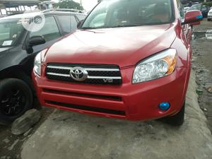 Toyota RAV4 2009 Red   Cars for sale in Lagos State, Apapa