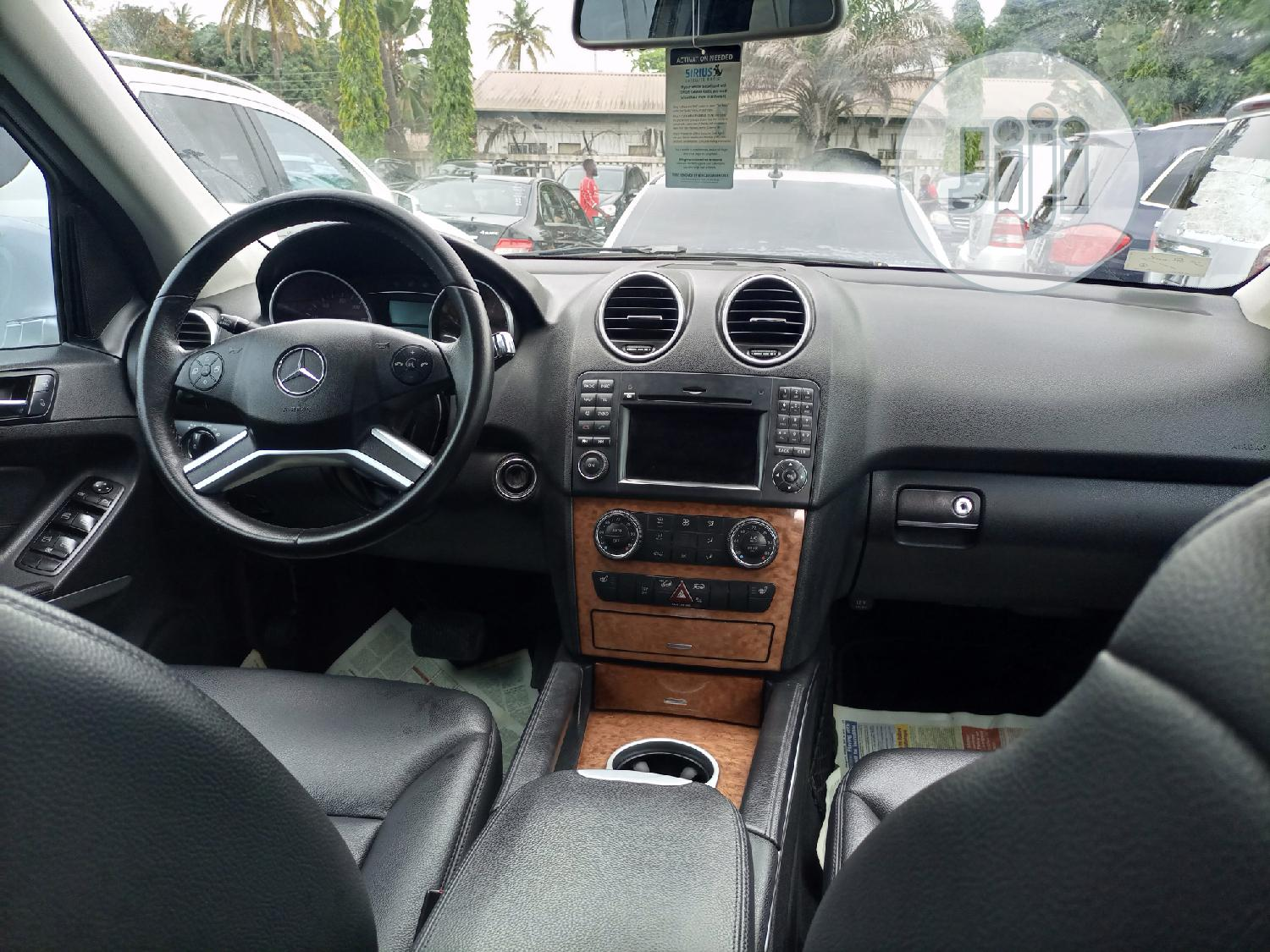 Mercedes-Benz M Class 2010 Silver | Cars for sale in Apapa, Lagos State, Nigeria