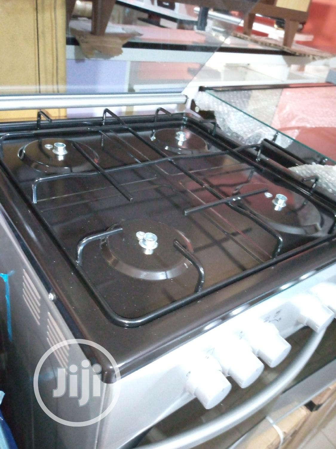 Archive: Maxi 5050 Gas Cooker