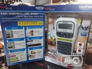 Brother PT H110 Label Maker Printer | Store Equipment for sale in Lagos State, Ikeja