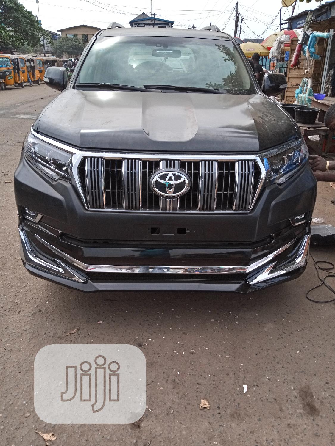L Can Upgrade Ur Parado Jeep From 2005 To 2018 Model | Automotive Services for sale in Mushin, Lagos State, Nigeria