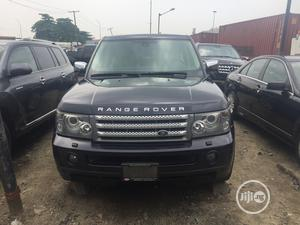 Land Rover Range Rover Sport 2008 4.2 V8 SC Blue | Cars for sale in Lagos State, Apapa