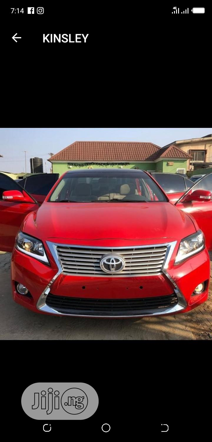 I Can Upgrade Ur Toyota Camry 2007 & 2010 To Lexus Face